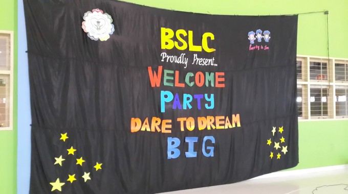 Welcome Party BSLC 2014